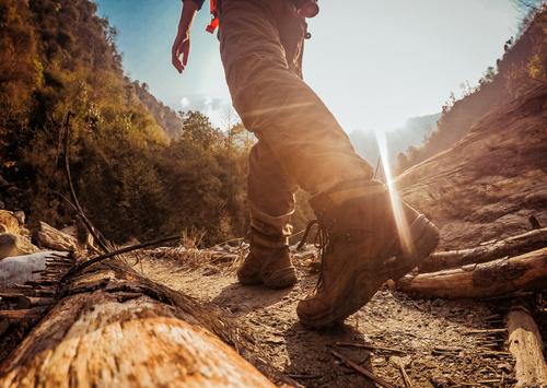 trekkingi w alpach i dolomitach
